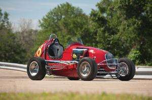1948 Studebaker Midget Open Track Racing Car
